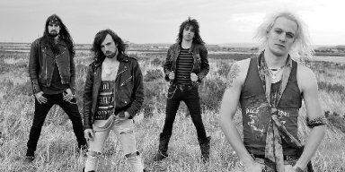 """Rockshots Records: New Music Video """"Hard In This Town"""" Australian Sleaze Rock LACED IN LUST"""