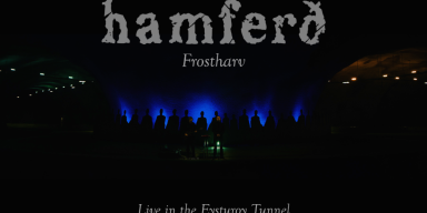 """Hamferð launches new video for """"Frosthvarv (Live in the Eysturoy Tunnel)""""; set to join Metal Injection's """"Slay At Home"""" livestream this Friday"""