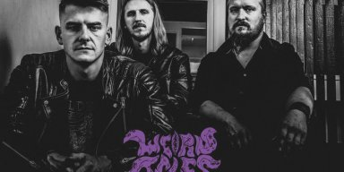 """WEIRD TALES Release Video For """"Hard Times Killing Floor Blues"""""""