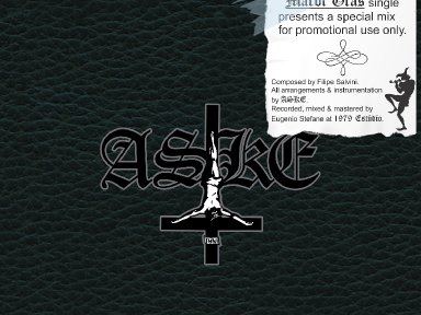 "Aske: Ckeck out ""Mardi Gras"", the new single of the band!"