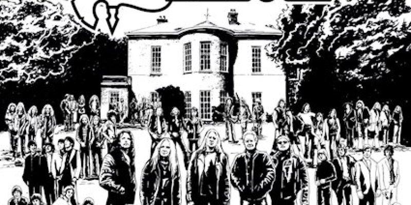 Saxon - Inspirations - Silver Lining Music / Militia Guard Release: 19 March 2021