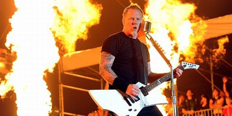 METALLICA Will Perform At 'Band Together Bay Area' Benefit Concert For Fire Relief!
