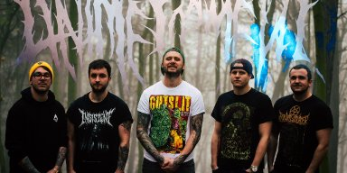 ANIME TORMENT stream new SLOVAK METAL ARMY EP at NoCleanSinging.com