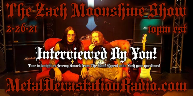 Zach Moonshine Interviewed By You! - The Zach Moonshine Show
