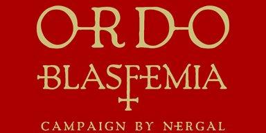 MDR Supports Nergal - Ordo Blasfemia