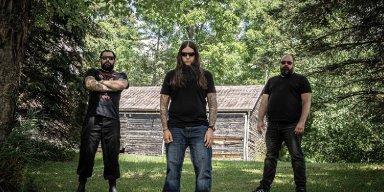 "Canada's Dark Metallers The Blood Of Christ Release Lyric Video For ""Apocalyptic Vertigo"""