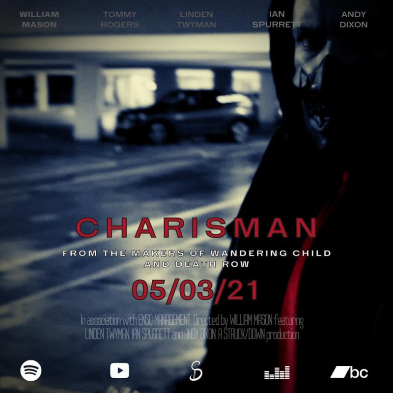 MUSIC PROMO: STRUCK/DOWN - CHARISMAN