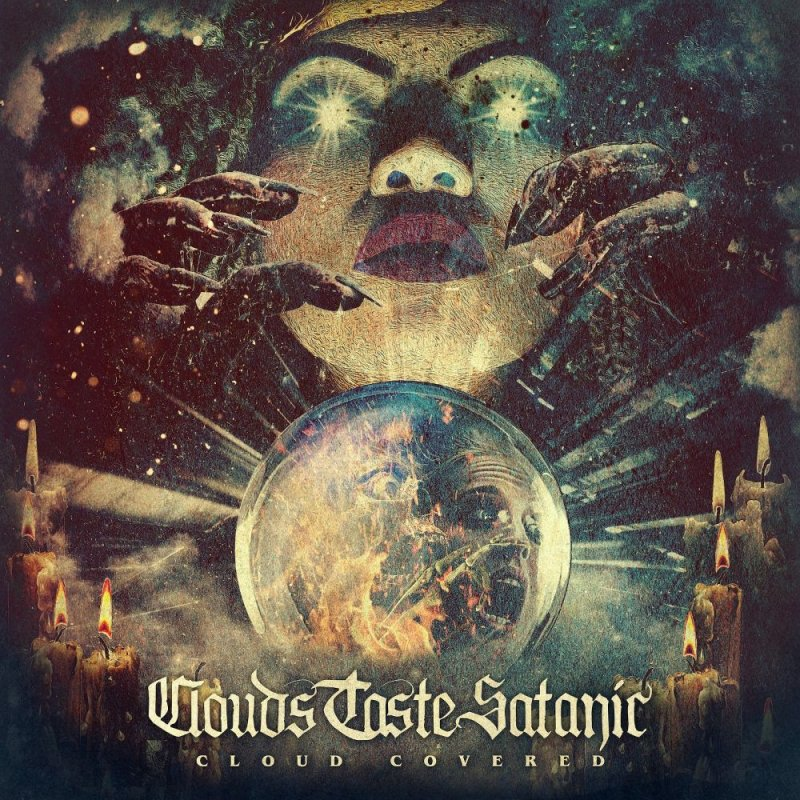 CLOUDS TASTE SATANIC Announces 'Cloud Covered' 7th Album From Post-Doom Quartet - Out This Month! [Heavy Psych/Doom Metal]