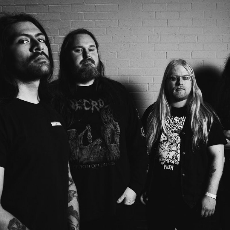 STEEL BEARING HAND: Texas Death Thrash War Bringers To Release Slay In Hell Full-Length April 2nd Via Carbonized Records; New Track Streaming + Preorders To Begin This Friday!