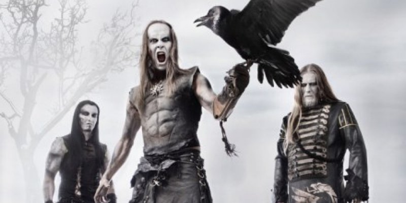 BEHEMOTH Shares Rehearsal Video Of New Music