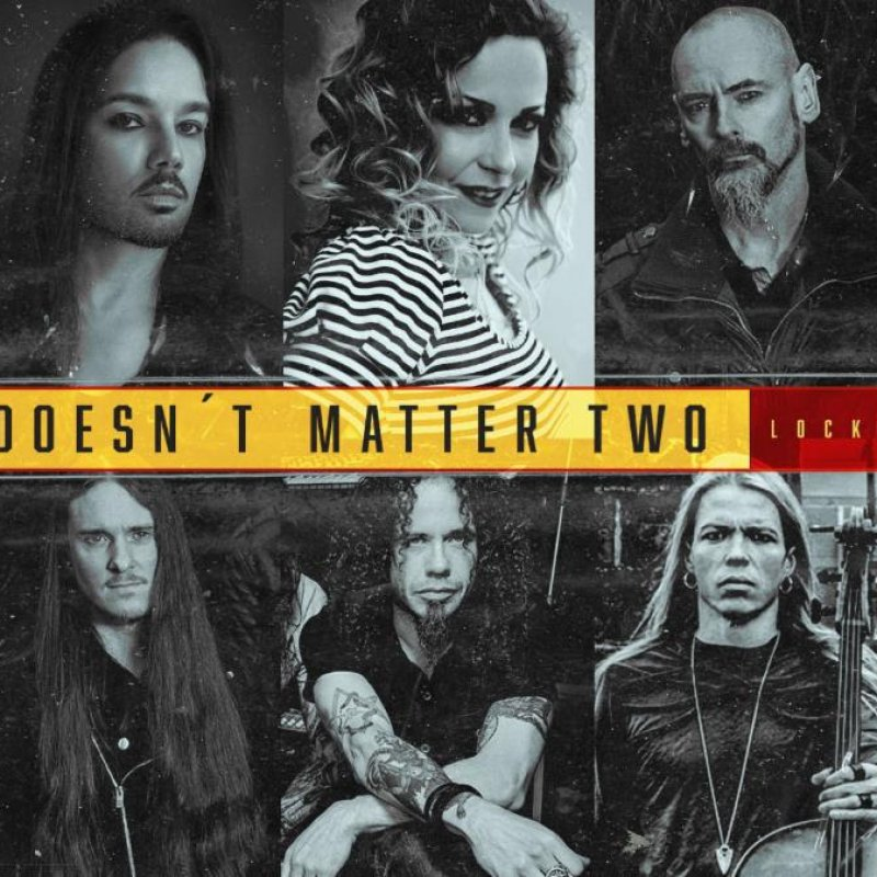 "Esteemed Musicians from Metal Community Join Brazilian Artist LIBRA on Stunning Cover of Depeche Mode's ""It Doesn't Matter Two"""