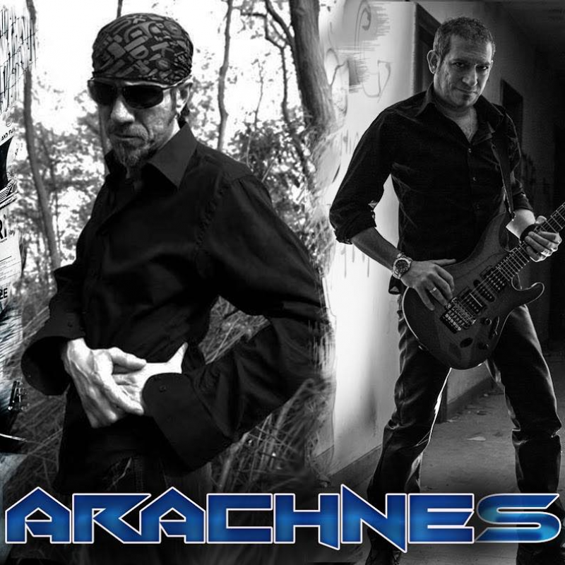 "New Promo: Arachnes ""A New Day"" - (Power/Progressive Metal)"
