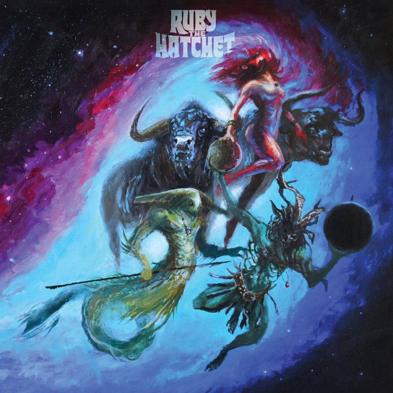 Ruby the Hatchet return with another twinkling gem