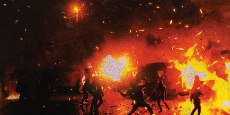 New Promo: Behind The Horror - Wrath - (Thrash Metal)