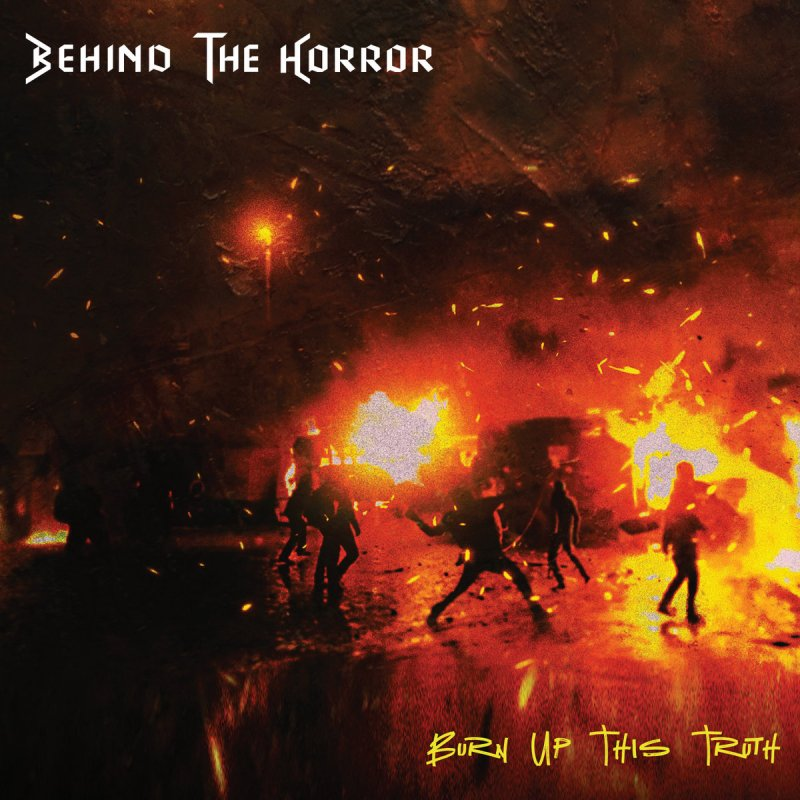 New Promo: Behind The Horror - Wrath - (Thrash Metal)