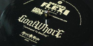 GOATWHORE Records Exclusive New Track For Decibel Magazine's Flexi Series