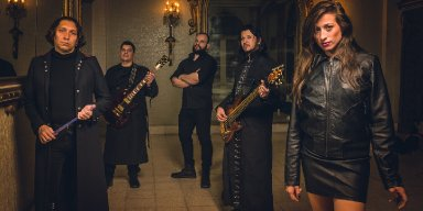 New Promo: AMETHYST - Straight to Hell - (Progressive Gothic Metal)