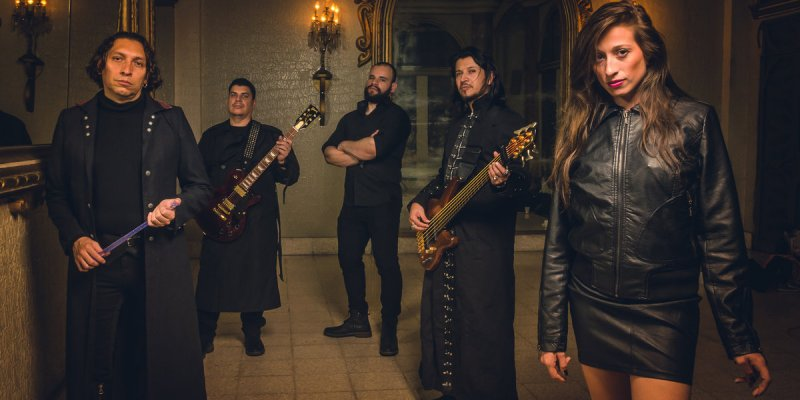 New Promo: AMETHYST - Straight to Hell - (Progressive Gothic Metal)