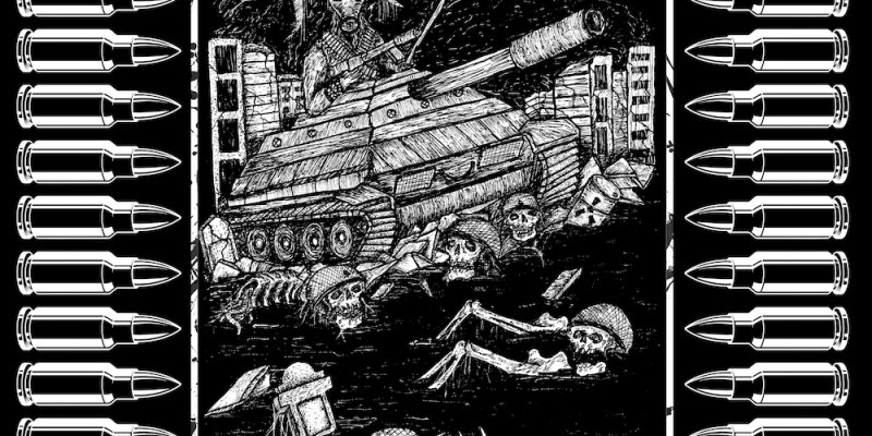 Blacklist - Blood On The Sand - Featured At Mayhem Radio!
