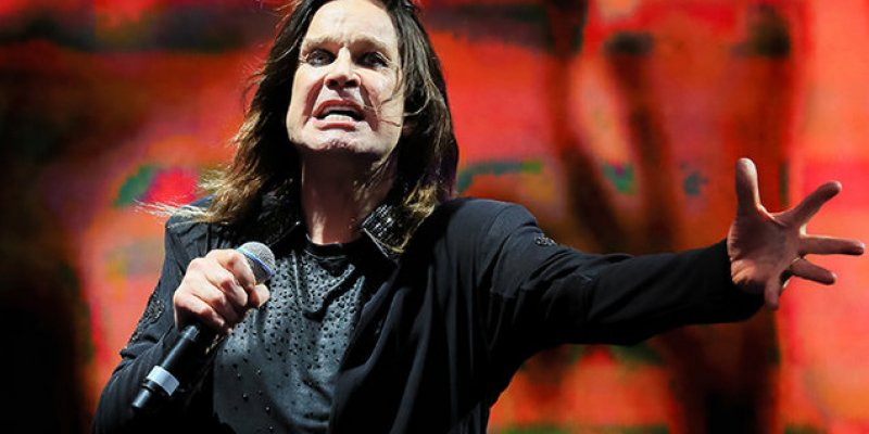 OZZY OSBOURNE Announces Another Farewell World Tour