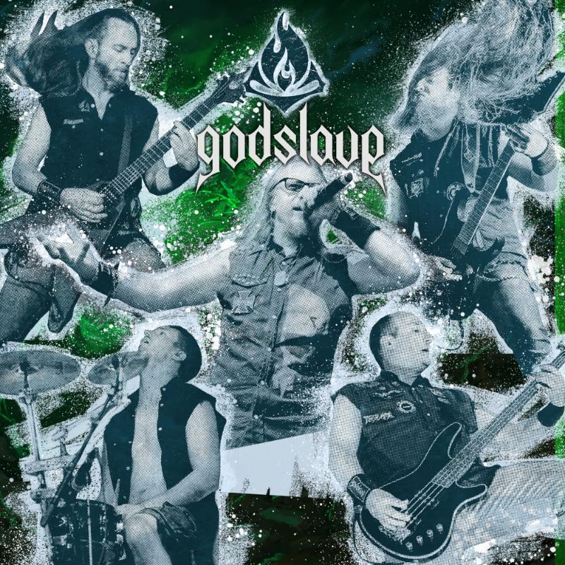 GODSLAVE set release date for new METALVILLE album, reveal cover & tracklisting