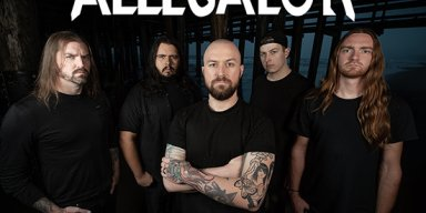 Allegaeon enters the studio to record sixth full-length; new drummer, Jeff Saltzman, to join band in the studio