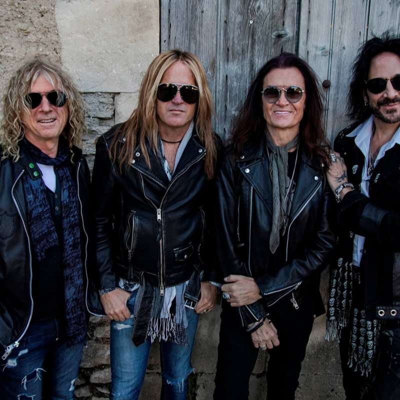 The Dead Daisies going live with their own radio show on Monsters of Rock Radio.
