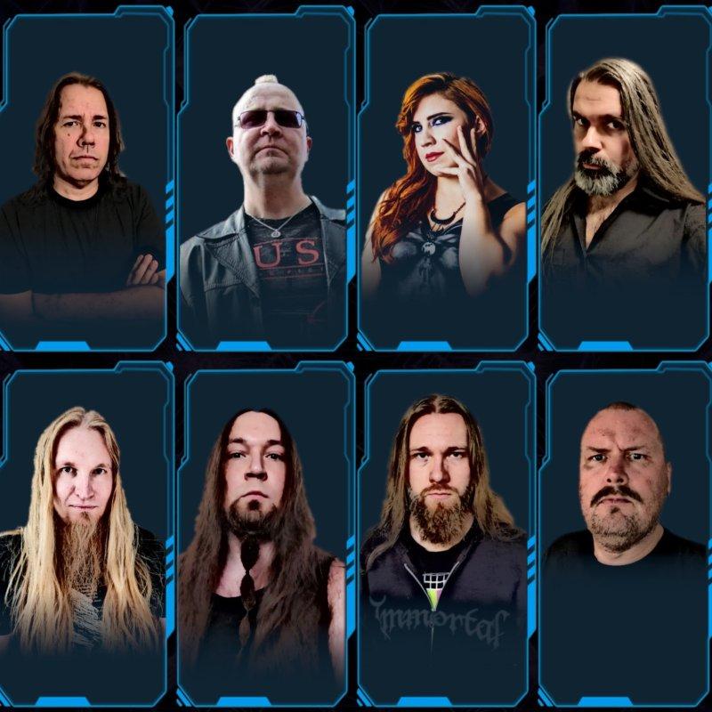 "Rockshots Records: Finland Prog Power Ultimatium New Music Video ""Digital Tower"""