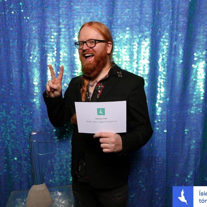 SÓLSTAFIR Wins 'Rock Album of the Year' at Icelandic Music Awards