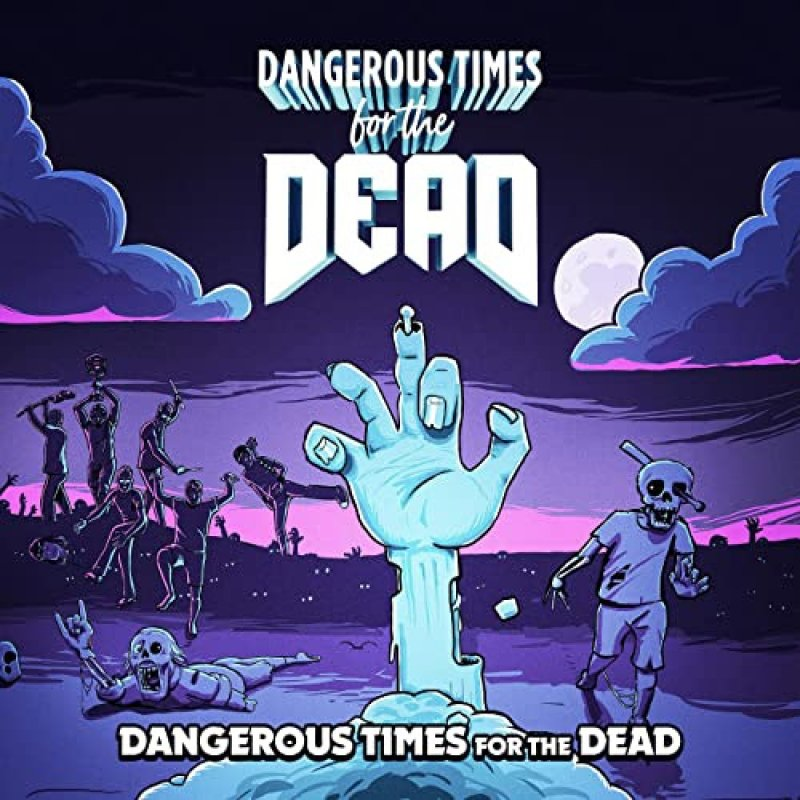 DANGEROUS TIMES FOR THE DEAD - Storm the Castle - Reviewed By Obliveon!