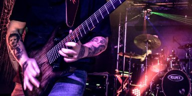 "MALACODA RELEASES GUITAR PLAYTHROUGH FOR ""DEADLIGHTS"" SINGLE!"