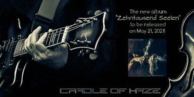 New Promo: Cradle of Haze - Zehntausend Seelen - (Gothic Rock / Gothic Metal)
