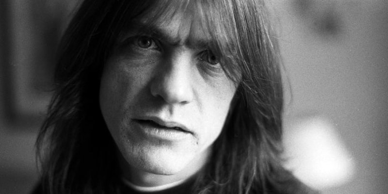 AC/DC'S MALCOLM YOUNG DEAD AT 64