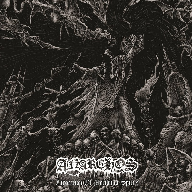 BLOOD HARVEST RECORDS is proud to present ANARCHOS
