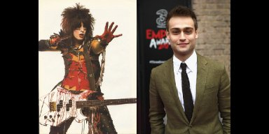 British Actor Douglas Booth in Negotiations to Play Mötley Crüe's Nikki Sixx in The Dirt Movie