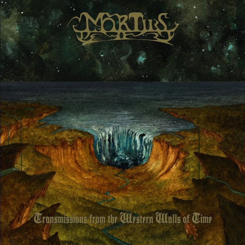 MORTIIS Reveals 'Transmissions From The Western Walls Of Time'