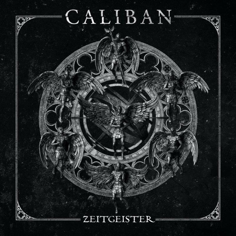 Caliban Releases New Album 'Zeitgeister' Out This Friday!