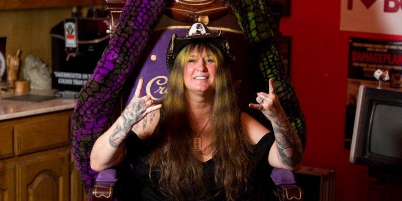 Rita Haney on The MetalSucks Podcast #215