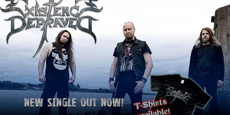 Existence Depraved - The Herd - Featured At Metal2012!