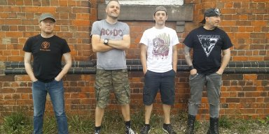 "PRAY U PREY: Decibel Magazine Premieres ""Living Library"" Lyric Video From UK Crust/Metal Quartet; The Omega Kill Nears August Release Through Selfmadegod Records"