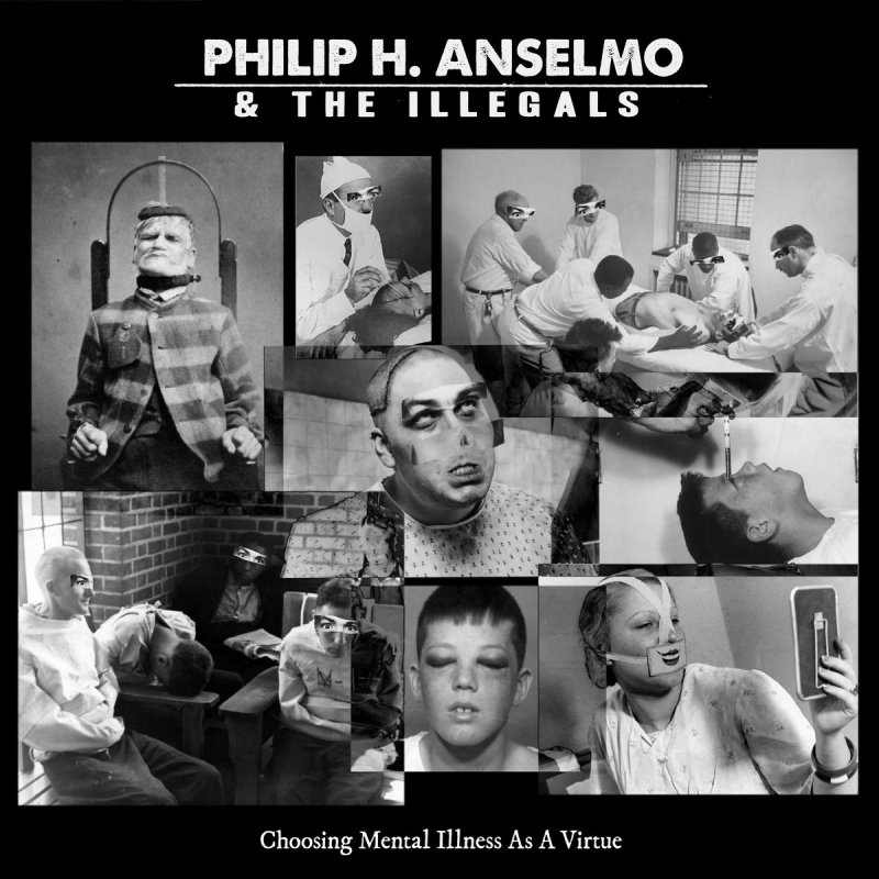 PHILIP H. ANSELMO & THE ILLEGALS STRIKE AGAIN WITH TWO NEW SONGS STREAMING HERE!