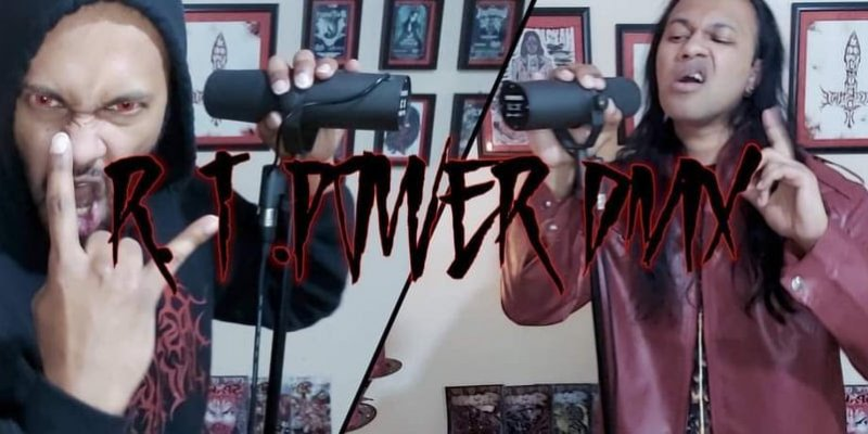 Sam Astaroth unveils DMX 'Stop Being Greedy' cover ft. Nicholas Asis.