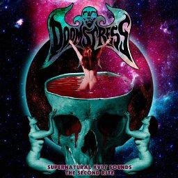 """Doomstress - Supernatural Kvlt Sounds """"The Second Rite"""""""