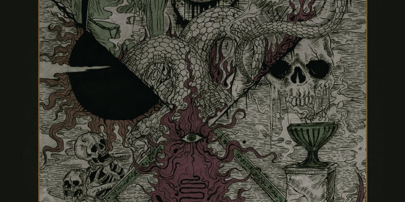 As part of an onslaught of new short-length assaults, BLOOD HARVEST RECORDS is proud to present SHAMBLES' Primitive Death Trance