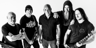 "Rockshots Rec: Out Now! Aussie 80's Heavy Metal NOTHING SACRED Album ""No Gods"" + Music Video ""Virus"""