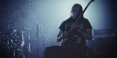 AVERSIO HUMANITATIS set release date for special live album thru LUNAR APPARITIONS - fully streaming now