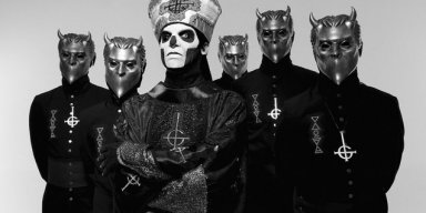 Ghost Release Tour Mini-Documentary The Devil's Hands