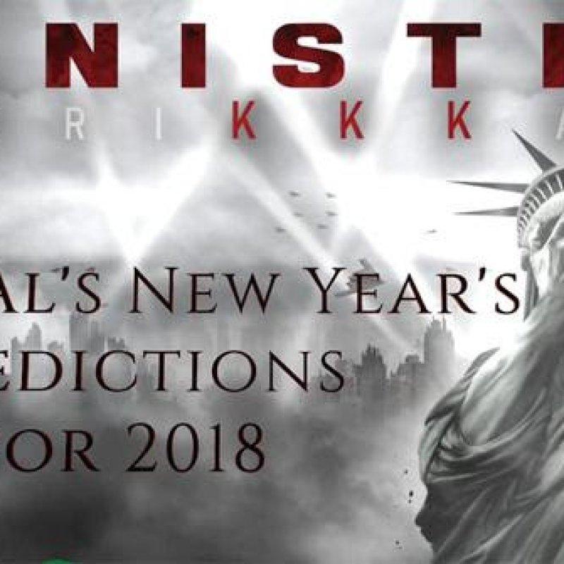 MINISTRY's Al Jourgensen 2018 Predictions