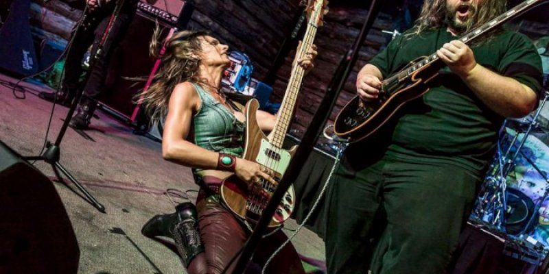 Doomstress Interview On The Zach Moonshine Show