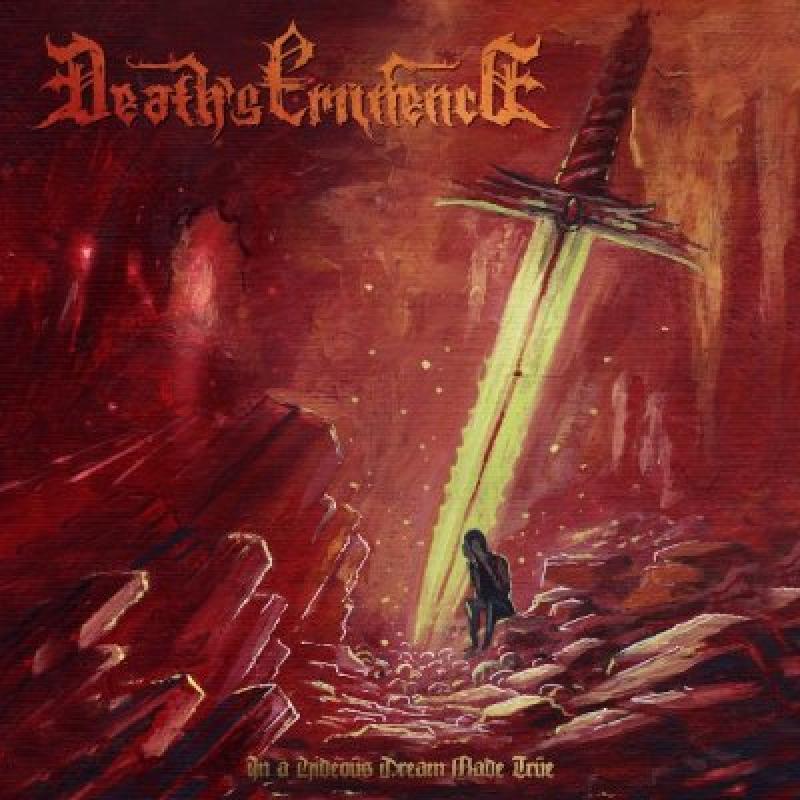 Death's Eminence - In A Hideous Dream Made True - Reviewed By BlackenedDeathMetalZine!